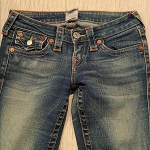 Authentic True Religion Joey Jeans